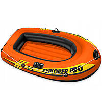 Надувная лодка Eхplorer Pro 100 до 80кг SKL82-292198
