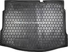 Коврик в багажник для Ravon R2 (Chevrolet Spark) (2012>) полиуретан AG 111592 Avto-Gumm