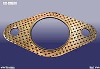 Прокладка глушителя chery kimo чери кимо S21-1205311