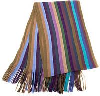 Красочный мужской шерстяной шарф в стиле PAUL SMITH 172 на 25 см BAOSIDI (БАОСИДИ) DC183-406