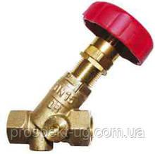 Клапан балансировочный ду15  STROMAX-4117 R Herz               Клапан балансувальний Ду 15