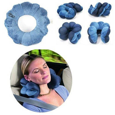 Подушка трансформер для путешествий Total Pillow 131689