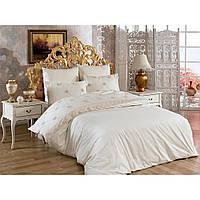 Комплект постельного белья 200х220 см Сатин c кружевом Larissa Arya AR-TR1006890