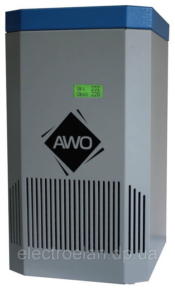 Стабилизатор напряжения Awattom Silver 11,0 кВт, фото 1