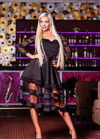 Платье с пышной юбкой Диана Астор