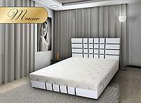 Кровать Токио -1 (матрас, подъём. механизм, бельевой ящик) (с доставкой)