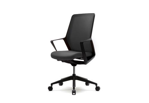 Кресло для компьютерного стола FLO black - ЕНРАН-ДНЕПР в Днепре
