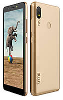 Мобильный телефон Tecno Pop 3 (BB2) 1/16GB Dual Sim Champagne Gold (4895180751271)