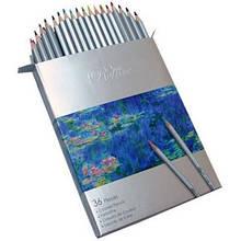 Олівці кольорові MARCO 36 кольорів №7100-36CB raffaine