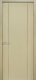 Двері Omis Прем'єра ПГ натуральний шпон Дуб білений FL, 800