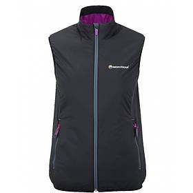 Жилетка Montane Female Glacier Vest Black