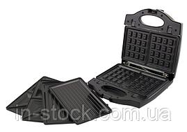 Мультигриль 3 в 1 Esperanza EKT006K Portabella black