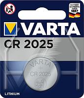 Батарейки VARTA CR 2025