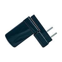 Дверные петли Alpha XL 110 мм для ПВХ систем Коричневый