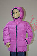 Зимняя подросткова курточка для девочки