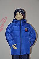 Куртка подростковая зимняя на мальчика