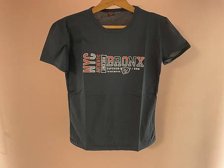 Стильная мужская футболка, Турция, фото 2