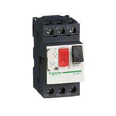 Автоматы защиты электродвигателей TeSyS GV2ME