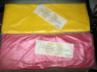 Пенюар одноразовий, поліетилен (50шт/уп.) Україна