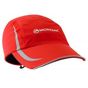 Кепка Montane Pace Cap Alpine Red