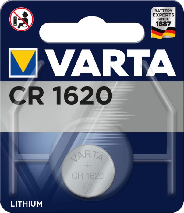 Батарейка VARTA CR 1620
