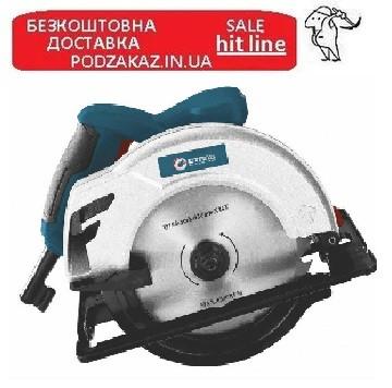 Пила дисковая Сталь ПД 185-15.Всеукраинский брэнд торговой марки FORTE .