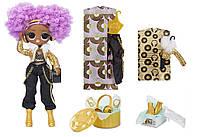 ЛОЛ кукла оригинал ОМГ леди Диджей LOL Surprise OMG 24K D.J. Fashion