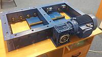 Задвижка реечная 300х300 (роликовая) Витязь