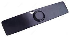 Зимняя накладка на решетку радиатора Fiat Doblo 01-10 (гладкая)