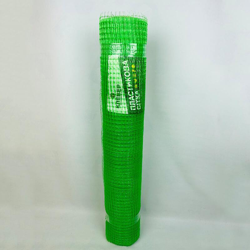 Сетка для защиты деревьев и плодовых кустов от птиц высота 1 м х 20 м ячейка 10х10 мм