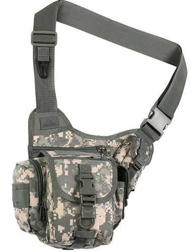 Практичная тактическая наплечная сумка Red Rock Sidekick Sling (Army Combat Uniform) 922179