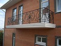 Ограждения лестниц балконов и крыш