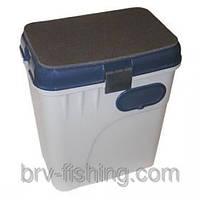 Ящик зимний без карманов  Aquatech1870 полипропиленовый с возможностью ношения на спине