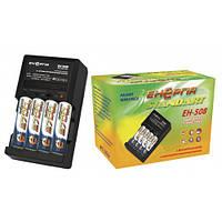 """Автоматическое зарядное устройство """"Энергия"""" EH-508  (2-4 AA, AAA, разряд, авто, 500mAh)"""