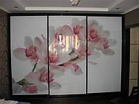 Тройная раздвижная дверь для шкафа купе