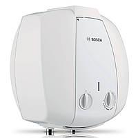 Бойлер для нагрева воды с установкой над мойкой. 1.5 КВт. 15 л. 8 бар. 70 °C. Bosch 15 B Tronic 2000 T mini