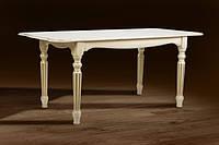 Деревянный раскладной стол Венеция 1200