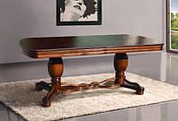 Деревянный раскладной стол Барон