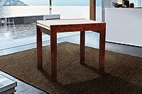 Деревянный раскладной стол Слайдер, орех