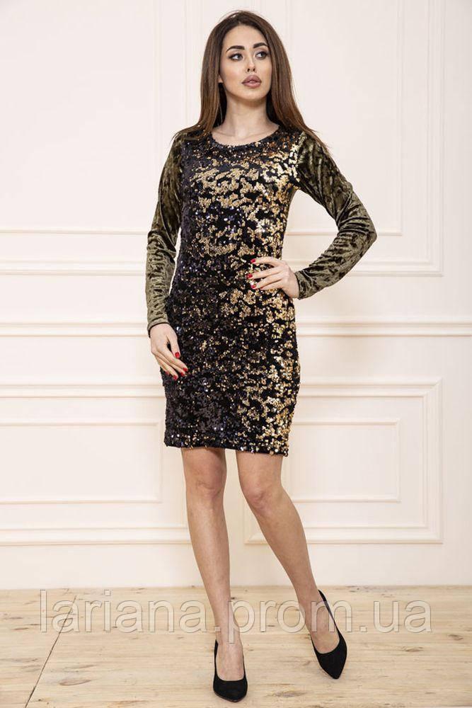 Платье 103R023 цвет Хаки
