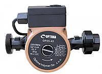 Насос циркуляционный OPTIMA ОР25-40 180мм
