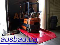 Складской мобильный мостик AUSBAU- SDB
