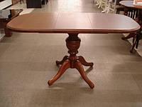 Деревянный раскладной стол Эмиль, орех