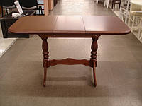 Деревянный раскладной стол Аврора, орех