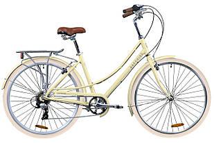 "Велосипед 28"" Dorozhnik SAPPHIRE 2020 (бежевый)"