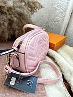 Сумка кросс боди розовая клатч женский кроссбоди сумки женские через плечо Распродажа