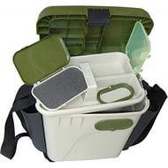 Ящик зимний aquatech1870k с накладными мягкими карманами полипропиленовый морозостойкий спортивного типа