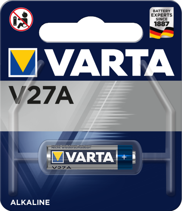 Батарейка VARTA 27A