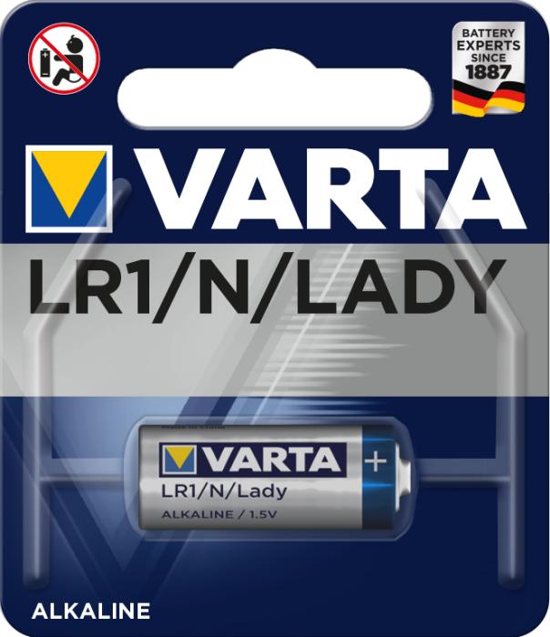 Батарейки VARTA LR1