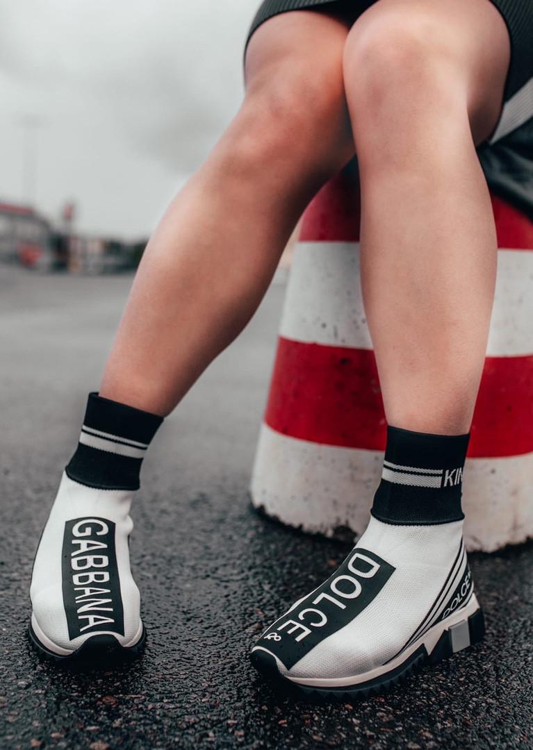 Жіночі кросівки Dolce & Gabbana Sorrento